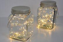 Cosmic Jar Lantern by HeadSprung! / The Cosmic Jar Lantern by HeadSprung!