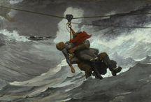 Narragansett Mural