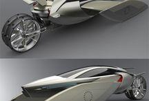 araba ve motorsiklet