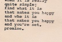 Words To Live By / by Annie Dixon