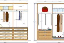 medidas orientativas de la ropa para closed