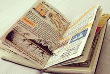 Journal / sketch books