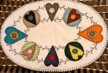 Felting crafts