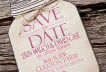 Wedding and event folder / Ideas for barn business