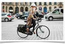 Bicycle ~ Motorbike