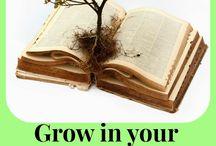 Growth and Nurture in Christ