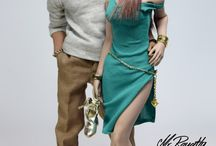 Phicen doll clothes
