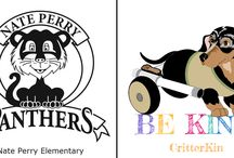 CritterKin and Nate Perry / We're working with the 70 second graders at Nate Perry Elementary to give kids the chance to experience and practice kindness while exercising their creative and literary muscles as well.
