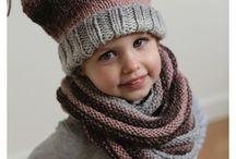Kids Knits - Hats/Scarves
