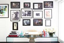 ♥ deco / decoraciones de espacios habituales de cualquier hogar que nos encantan.