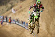 2016 AMA National Motocross Series Round 2 - Glen Helen / Motocross racing