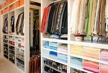 Closets and Wardrobes