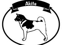 Akita Signs and Pictures / Warning and Caution Akita Dog Signs. https://signswithanattitude.com/akita-signs.html