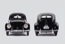 VW Beetles / by Gustavo Arkw