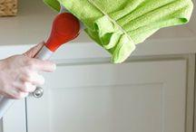 astuces ménages et produits d'entretien