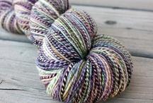 Yarn, beautiful yarn! / by Lynne