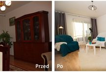 Home Staging w Szczecinie czyli  nasze przed i po