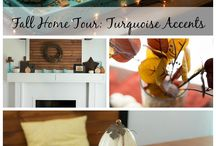 House tours/ decor / by Megan Vickery