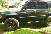 isuzu trooper for sale medan