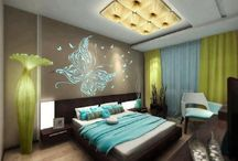 dreamer's dreamiest bedroom / by Dee Dee Neal
