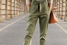 Vêtements cousus main | Handmade clothes