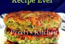 Vegetarain Cooking - Snacks