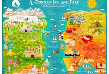 FAN - Game of Thrones Map
