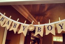 Putman baby shower / by Laura Levell