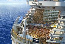 Stunning Cruise Ships! / by Ashley Matthews