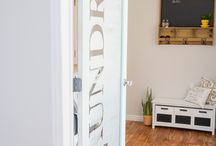 The Laundry Room / Does your laundry room need a makeover.  You'll find some great ideas on this board.