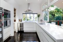 kitchens modern queenslander