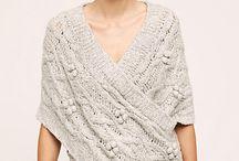 перекрученные пуловеры