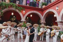Mexican wedding & destination