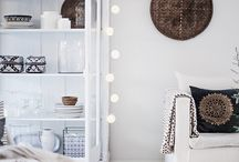 Modern Nomad / Classic Nordic styling with a Moroccan edge
