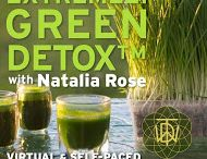 Extremely Green Detox: Back to School Edition / The Packaged Extremely Green Detox is the ideal potent-green-centric protocol for deepest healing and beauty – done in a virtual, self-paced format and guided by Natalia Rose and the Detox the World Team. / by Natalia Rose's Detox The World