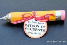 School Fun  / Ideas for the Classroom- kids & teachers, alike. Gifts, crafts, treats.