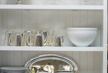 Home - White Kitchen / by Jennifer Chung