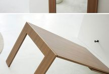 Clever joinery / Joinery that is part of the decor/architecture
