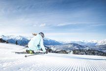 alpine skiing   Alpin-Erlebnis Skifahren / Laid-back skiing at 1,200 metres altitude, perfect conditions for skiing for beginners, experienced skiers and returnind ones and a traditional winter sport destination for an exclusive skiing holiday in Tyrol. *** Genuss-Skifahren auf 1.200 Metern Seehöhe, ideale Bedingungen für Ski-Anfänger, Wiedereinsteiger und Fortgeschrittene und eine traditionsreiche Wintersportregion für einen exklusiven Skiurlaub in Tirol.