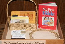 Godly Play/Catechesis of Good Shepherd / Here are posts and materials to support these programs in churches.