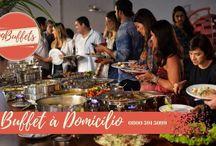 Buffet em Domicilio