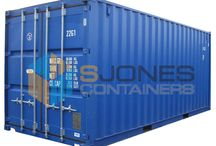 20ft Shipping Containers / New and Used 20ft Shipping Containers