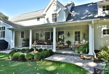 Outdoor Spaces / Martom Place...create an outdoor living space for relaxation and entertaining.