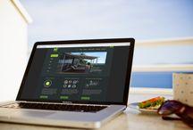 Websites - Eshops / Designs for websites and eshops we have developed.
