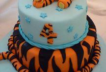 Themes: Tigger Party