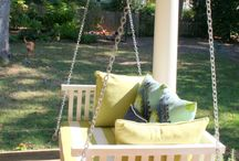 Porch Redo / by Vicki Romano