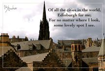 Best of Edinburgh / Photos and quotes that embody the magic of Auld Reekie