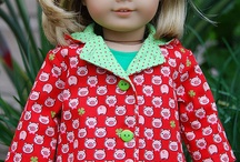 AG Doll Clothes / by Sue McClary