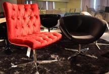 armchair & chair / Poltronas, cadeiras e complementos de decoração para compor ambientes contemporâneos.  http://www.admmoveis.com.br/