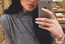 KYLIEJENNER|MAKEUP